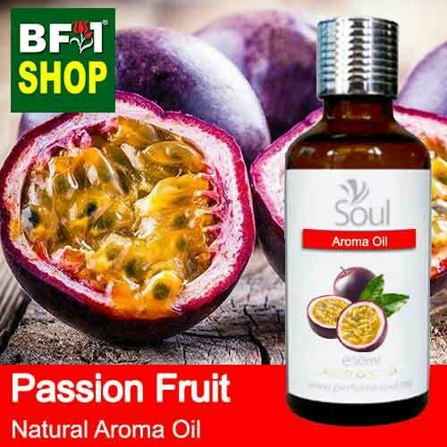 Natural Aroma Oil (AO) - Passion Fruit Aroma Oil  - 50ml