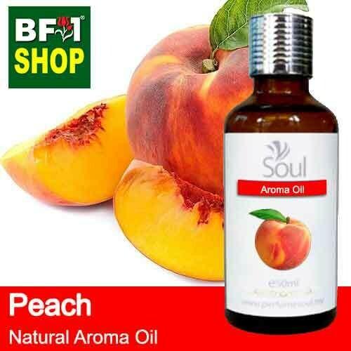 Natural Aroma Oil (AO) - Peach Aroma Oil  - 50ml