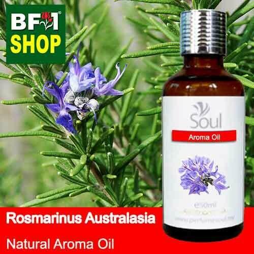 Natural Aroma Oil (AO) - Rosmarinus Australasia Aroma Oil  - 50ml