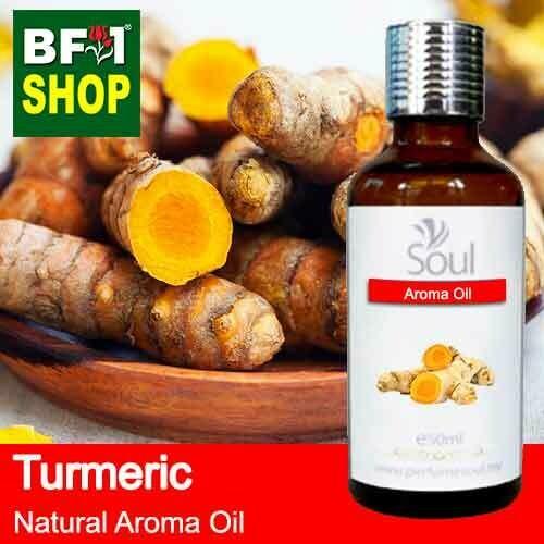 Natural Aroma Oil (AO) - Turmeric Aroma Oil  - 50ml