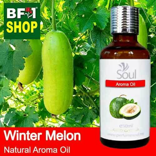 Natural Aroma Oil (AO) - Winter Melon Aroma Oil  - 50ml
