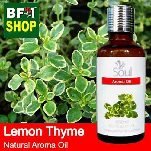 Natural Aroma Oil (AO) - Thyme - Lemon Thyme Aroma Oil  - 50ml