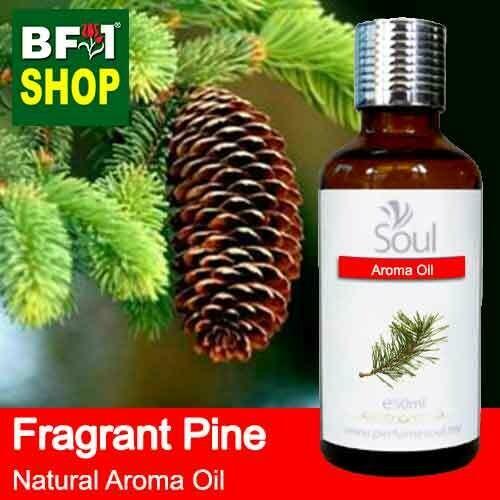 Natural Aroma Oil (AO) - Pine - Fragrant Pine Aroma Oil  - 50ml
