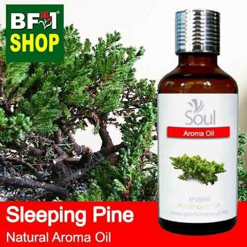 Natural Aroma Oil (AO) - Pine - Sleeping Pine Aroma Oil  - 50ml