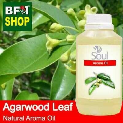 Natural Aroma Oil (AO) - Agarwood Leaf Aroma Oil  - 500ml
