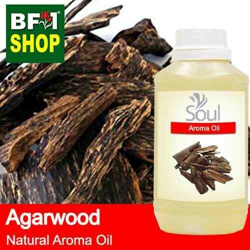 Natural Aroma Oil (AO) - Agarwood Aroma Oil   - 500ml
