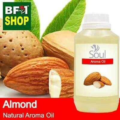 Natural Aroma Oil (AO) - Almond Aroma Oil  - 500ml