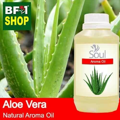 Natural Aroma Oil (AO) - Aloe Vera Aroma Oil  - 500ml