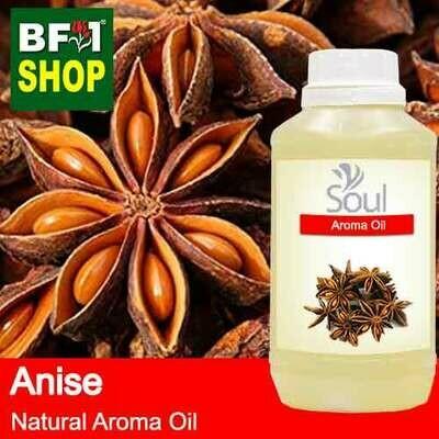 Natural Aroma Oil (AO) - Anise Aroma Oil  - 500ml