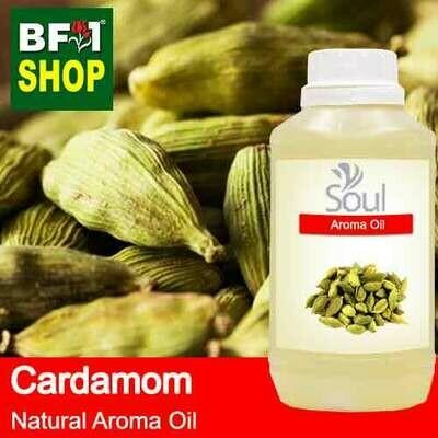 Natural Aroma Oil (AO) - Cardamom Aroma Oil  - 500ml