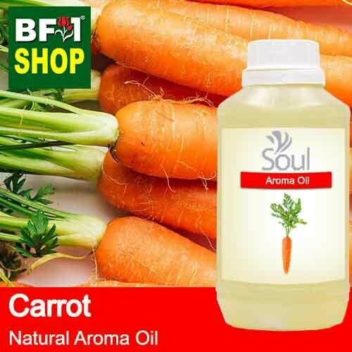 Natural Aroma Oil (AO) - Carrot Aroma Oil  - 500ml