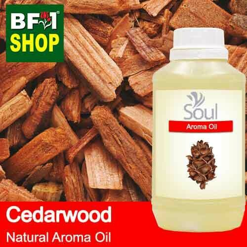 Natural Aroma Oil (AO) - Cedar Wood Aroma Oil  - 500ml