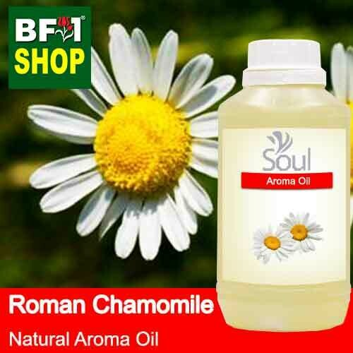 Natural Aroma Oil (AO) - Chamomile - Roman Chamomile Aroma Oil  - 500ml