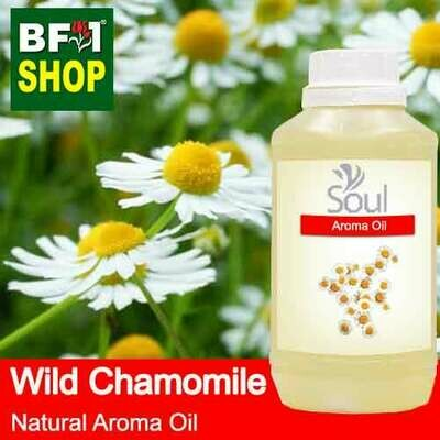 Natural Aroma Oil (AO) - Chamomile - Wild Chamomile Aroma Oil  - 500ml