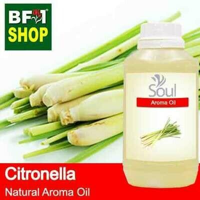 Natural Aroma Oil (AO) - Citronella ( Java Citronella ) Aroma Oil  - 500ml