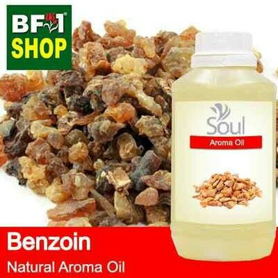 Natural Aroma Oil (AO) - Benzoin Aroma Oil  - 500ml