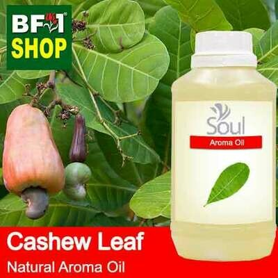 Natural Aroma Oil (AO) - Cashew Leaf ( Anacardium Occidentale ) Aroma Oil  - 500ml