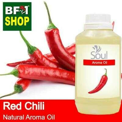 Natural Aroma Oil (AO) - Chili Aroma Oil  - 500ml