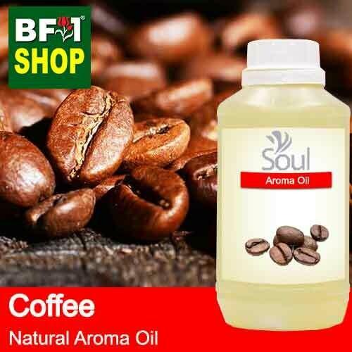 Natural Aroma Oil (AO) - Coffee Aroma Oil  - 500ml