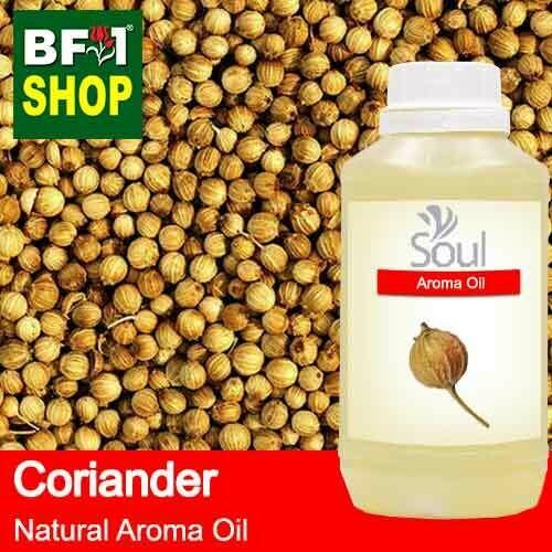 Natural Aroma Oil (AO) - Coriander Aroma Oil  - 500ml