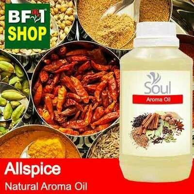 Natural Aroma Oil (AO) - Allspice Aroma Oil  - 500ml