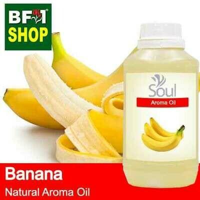 Natural Aroma Oil (AO) - Banana Aroma Oil  - 500ml