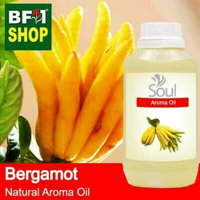 Natural Aroma Oil (AO) - Bergamot Aroma Oil  - 500ml