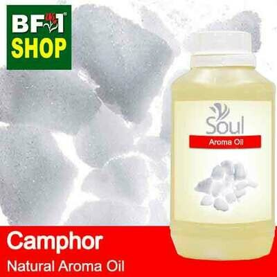 Natural Aroma Oil (AO) - Camphor Aroma Oil  - 500ml
