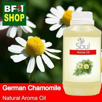 Natural Aroma Oil (AO) - Chamomile - German Chamomile Aroma Oil  - 500ml