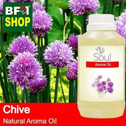 Natural Aroma Oil (AO) - Chive ( Allium schoenoprasum L ) Aroma Oil  - 500ml