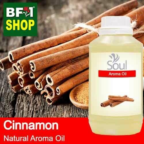 Natural Aroma Oil (AO) - Cinnamon Aroma Oil  - 500ml