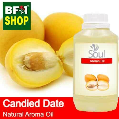 Natural Aroma Oil (AO) - Date - Candied Date Aroma Oil  - 500ml