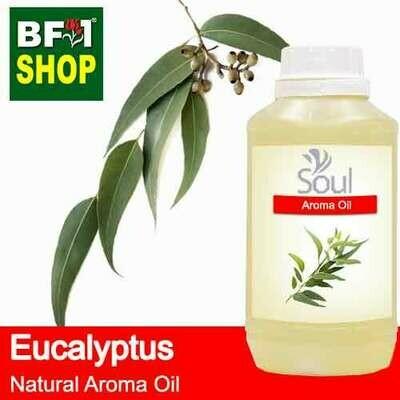 Natural Aroma Oil (AO) - Eucalyptus Aroma Oil  - 500ml