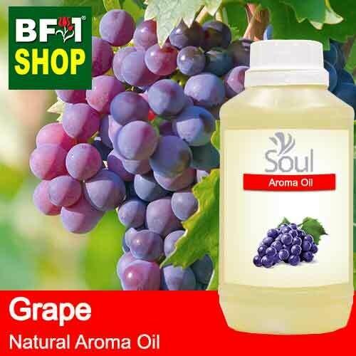 Natural Aroma Oil (AO) - Grape - 500ml