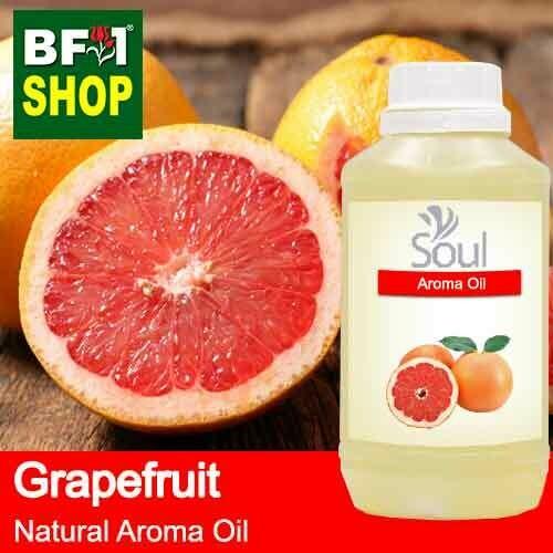 Natural Aroma Oil (AO) - Grapefruit Aroma Oil  - 500ml
