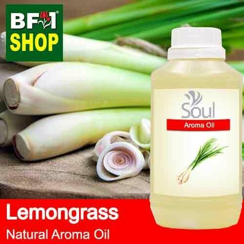 Natural Aroma Oil (AO) - Lemongrass Aroma Oil  - 500ml