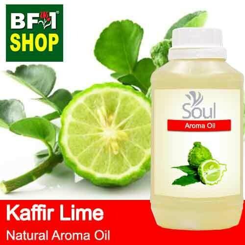 Natural Aroma Oil (AO) - Lime - Kaffir Lime Aroma Oil  - 500ml