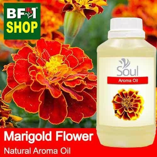 Natural Aroma Oil (AO) - Marigold Flower Aroma Oil  - 500ml