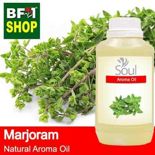 Natural Aroma Oil (AO) - Marjoram Aroma Oil  - 500ml