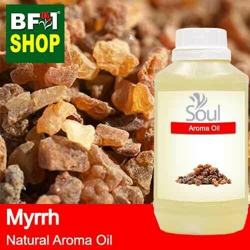 Natural Aroma Oil (AO) - Myrrh Aroma Oil  - 500ml