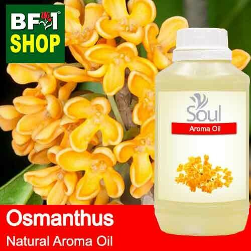 Natural Aroma Oil (AO) - Osmanthus Flower Aroma Oil  - 500ml