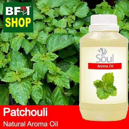 Natural Aroma Oil (AO) - Patchouli Aroma Oil  - 500ml