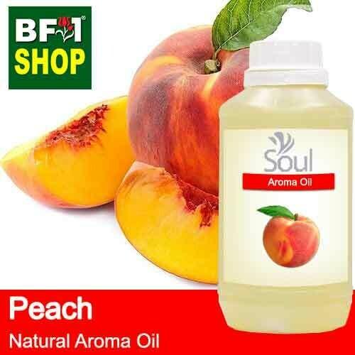 Natural Aroma Oil (AO) - Peach Aroma Oil  - 500ml