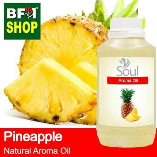 Natural Aroma Oil (AO) - Pineapple Aroma Oil  - 500ml
