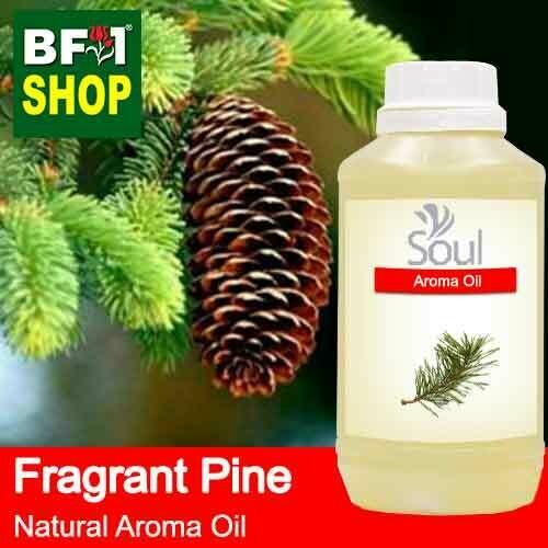 Natural Aroma Oil (AO) - Pine - Fragrant Pine Aroma Oil  - 500ml