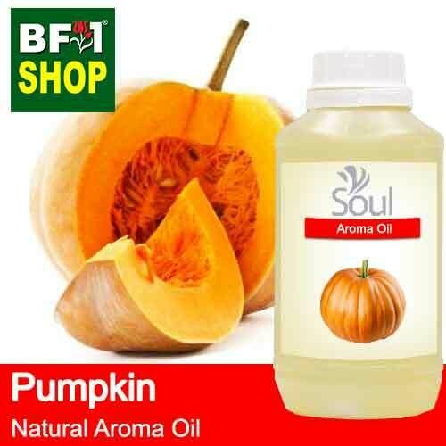 Natural Aroma Oil (AO) - Pumpkin Aroma Oil  - 500ml