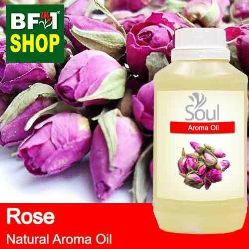 Natural Aroma Oil (AO) - Rose Aroma Oil  - 500ml