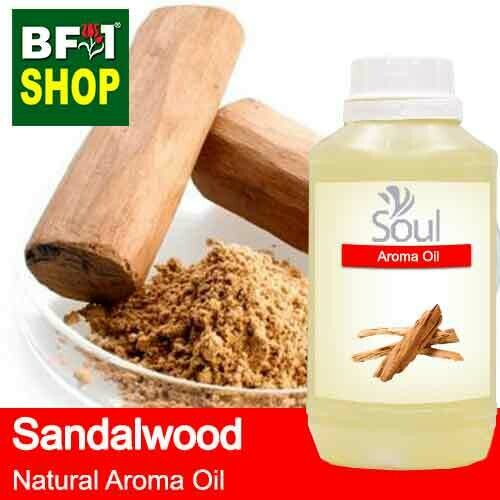 Natural Aroma Oil (AO) - Sandalwood Aroma Oil  - 500ml