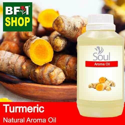 Natural Aroma Oil (AO) - Turmeric Aroma Oil  - 500ml