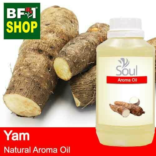 Natural Aroma Oil (AO) - Yam Aroma Oil  - 500ml